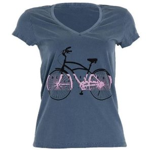 Camiseta Casual Feminina Marcio May Amsterdan - Cinza