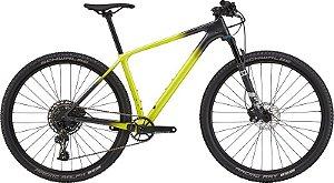 Bicicleta Cannondale F-Si Carbon 5 2021 Amarela