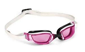 Óculos natação Michael Phelps K 180  Rosa Branco