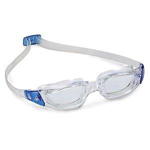 Óculos de Natação Aqua Sphere Kameleon Azul e Transparente Lente Transparente