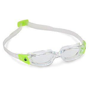 Óculos de Natação Aqua Sphere Kameleon JR Transparente e Lima