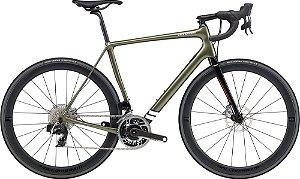 Bicicleta Cannondale Synapse Hi-Mod Carbon Red Etap AXS