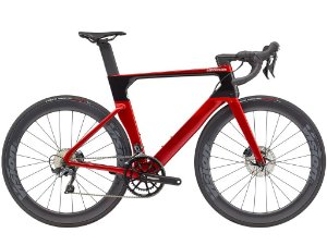 Bicicleta Cannondale SystemSix Carbon Disc Ultegra 2021 Quadro 54