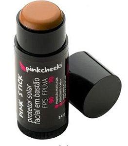 Pink Stick 42Km Rio (B) Protetor Solar Facial Bronze (FPS 90 / FPUVA 70) 14g