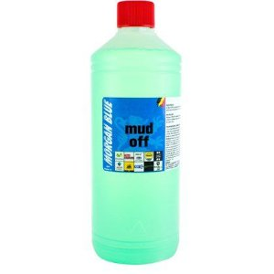 Detergente Morgan Blue Mud Off para Lavar Bike 1 Litro