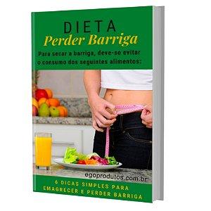 Dieta Para Secar e Perder Barriga