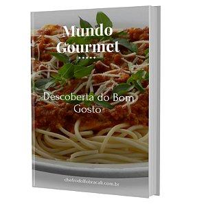 Mundo Gourmet Gastronomia Brasileira Edição 01