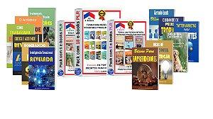 Pack com 30 E-books PLR em Português