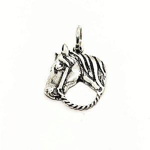 Pingente Prata Cavalo