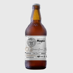 Cerveja American Brown Ipa - 500ml