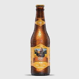Cerveja Pilsen Saint Bier - 355ml