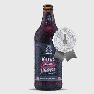 Cerveja Viúva Negra Doppelbock Barco - 600ml