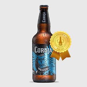 Cerveja Weizen Coruja - 500ml