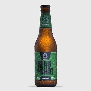 Cerveja Head Shot Double Ipa Barco - 355ml