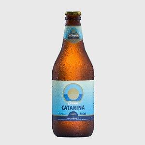 Cerveja Lager Puro Malte Catarina - 500ml