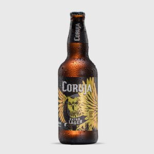 Cerveja Extra Lager Coruja - 500ml