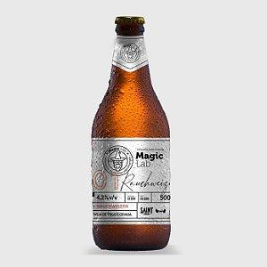 Cerveja Rauchweizen Magic Lab - 500ml