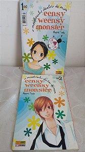 Eensy Weensy Monster Completo 2 Volumes