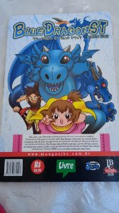 Blue Dragon ST Volume Único