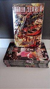 Ninja Slayer Vol 01 ao 07