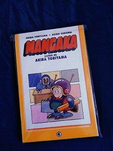Mangaká: Lições de Akira Toriyama