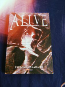 Alive Vol. Único