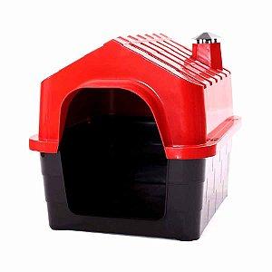Casinh Dura House Vermelha para Cães