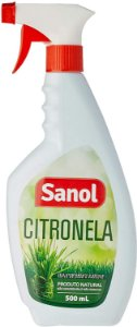 Repelente Sanol Citronela 500ml