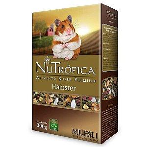 Ração Nutrópica para Hamster Muesli 300g