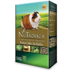 Ração Nutrópica Porquinho da Índia 500g