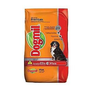 Ração Dogmil Plus Carne para Cães Adultos 15kg