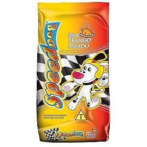 Ração Speed Dog Frango Assado Para Cães Adultos