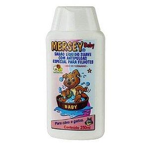 Shampoo Mersey Baby para Filhotes - 250 ml