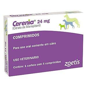Cerenia 24mg Zoetis 4 Comprimidos