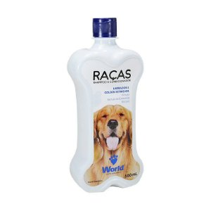 Shampoo World para Golden Retriever e Labrador 500ml