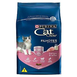 Ração Purina Cat Chow para Gatos Filhotes sabor Frango 10kg