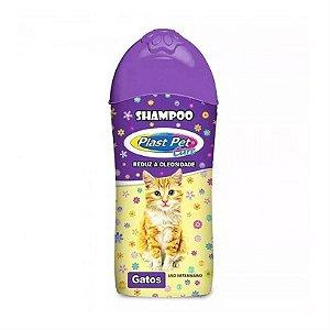 Shampoo Plast Pet Care Gatos 500ml