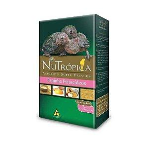 Nutropica Papinha Psitacídeos Alimento Super Premium 500g