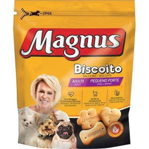 Biscoito Magnus para Cães Adultos Pequeno Porte