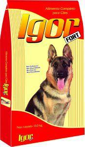 Ração Igor Para Cães  Adultos