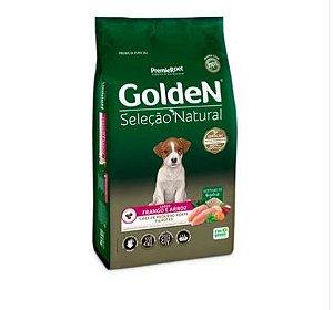 Ração Golden Seleção Natural para Cães Filhotes Mini Bits