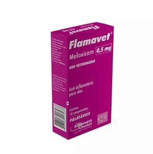 Flamavet Agener União para Cães 10 comprimidos