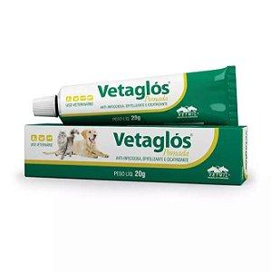 Pomada Cicatrizante Vetnil Vetaglos