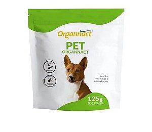 Suplemento Organnact Pet Probiótico para Cães 125g