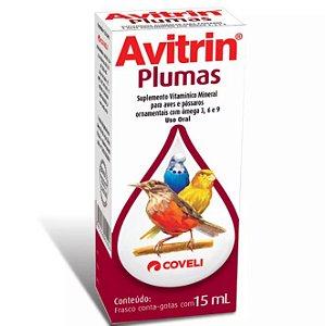Avitrin Coveli Plumas 15ml