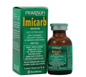 IMICARB INJETÁVEL - 15ML
