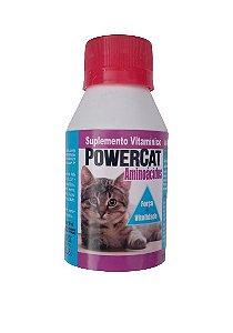 Power Cat Aminoácidos Para Gatos 100ml