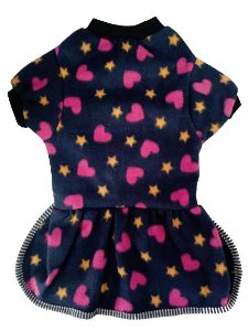 Vestido Soft Lulika Moda Pet Tamanho-6