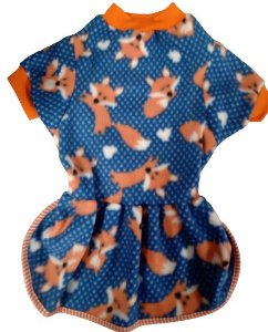 Vestido Soft Lulika Moda Pet Tamanho-5