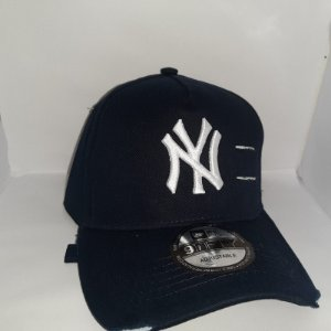 Novo Boné New Era 920 Aba Curva New York Yankees